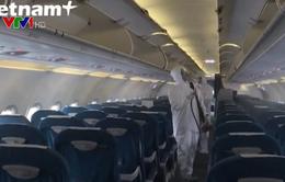 TP.HCM đề nghị khử trùng toàn bộ chuyến bay tại Tân Sơn Nhất