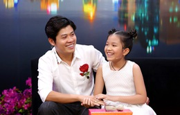 Xúc động trước tình cha con của nhạc sĩ Nguyễn Văn Chung và con gái nuôi