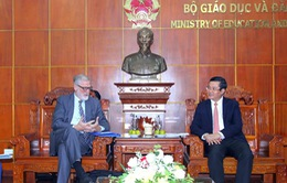 Phát triển hợp tác giáo dục giữa Việt Nam và Bang Sachsen-Anhalt, CHLB Đức