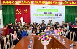 Chung tay chống dịch COVID-19, Bào tử lợi khuẩn Dr. ANH tặng quà tăng đề kháng cho làng trẻ em SOS Hà Nội