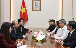Thủ tướng tiếp Tổng Giám đốc Texhong Việt Nam