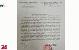 """Yêu cầu kiểm tra đào tạo nghề """"khống"""" ở Thanh Hóa"""