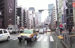 Khách nước ngoài đến Nhật Bản giảm mạnh
