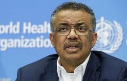 WHO hối thúc các nước ưu tiên hàng đầu chống dịch
