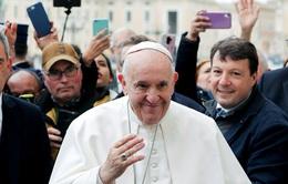 Giáo hoàng tổ chức hành lễ qua livestream