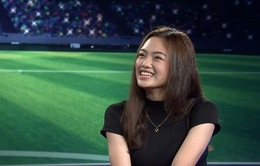 Chuyền hai Nguyễn Thu Hoài: Em từng ước mơ trở thành nữ tiếp viên hàng không