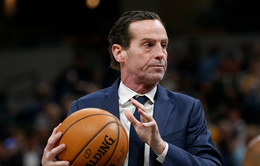 Brooklyn Nets sa thải HLV Kenny Atkinson