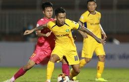 CLB Sài Gòn 0-0 Sông Lam Nghệ An: Chia điểm nhạt nhoà trên sân Thống Nhất (Vòng 1 LS V.League I - 2020)