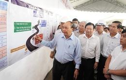 Thủ tướng kiểm tra tiến độ dự án cao tốc Trung Lương - Mỹ Thuận
