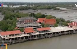 Thái Lan: Bangkok đang chìm dần vì nước biển dâng cao