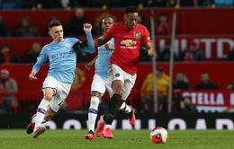 Manchester Utd 2-0 Manchester City: Chiến thắng xứng đáng cho đội chủ nhà