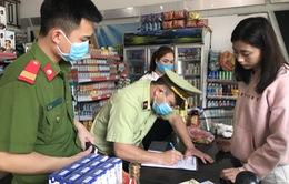 Lạng Sơn: Xử phạt 19 hộ kinh doanh các mặt hàng thiết yếu