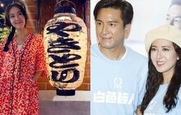 """Bị đồn thổi sắp có con, """"Vua truyền hình Hong Kong"""" không giữ được bình tĩnh"""