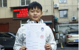 Cậu bé 11 tuổi từng lập kỷ lục Guinness sắp tốt nghiệp đại học