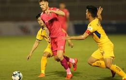 CLB Sài Gòn 0-0 Sông Lam Nghệ An: Những khoảnh khắc đáng nhớ (Vòng 1 LS V.League 2020)
