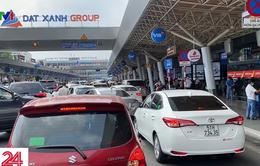 Miễn phí xe vào sân bay dưới 10 phút liệu có khả thi?