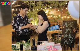 MC Lê Huy tiết lộ sở thích chiều chuộng vợ
