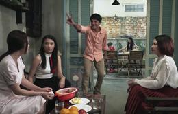 """Tiệm ăn dì ghẻ - Tập 31: Nhóm Bống Bang """"ngã ngửa"""" thấy Minh thay đổi 180 độ"""