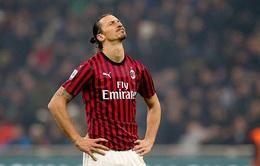 Ibrahimovic đã sẵn sàng chia tay AC Milan