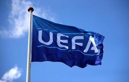 UEFA tiếp tục hoãn vô thời hạn các giải đấu