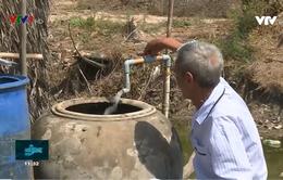 Cấp nước cho vùng bán đảo Cà Mau