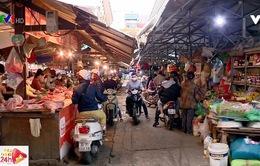Đảm bảo cung ứng đủ hàng hóa tại các chợ dân sinh Hà Nội