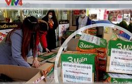 Hội từ thiện Việt Nam tại Hàn Quốc ủng hộ cộng đồng người Việt