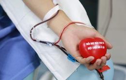 Dịch COVID-19: Kêu gọi hiến máu nhóm A, O