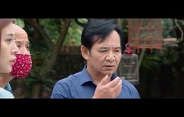 """Những ngày không quên - Tập 6: Ông Bá (NSƯT Tiến Quang) sững người khi nghe tin nhiều dân làng bị """"bế"""" đi cách ly"""