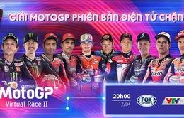 Trực tiếp MotoGP phiên bản điện tử trên VTVcab
