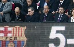 6 thành viên hội đồng quản trị Barcelona từ chức