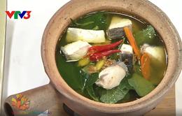 Hướng dẫn nấu lẩu cá bớp lá lốt thơm ngon, bổ dưỡng