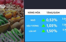 Giá nông sản thế giới biến động