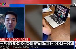 CEO Zoom: Chúng tôi sẽ tăng cường bảo mật chống tấn công mạng