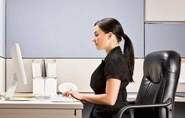 Bạn có đang ngồi đúng cách khi làm việc tại nhà?