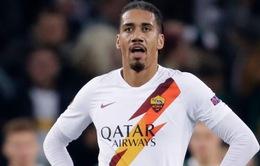 """AS Roma chịu """"bó tay"""", Smalling trở lại Man Utd"""
