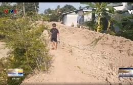 Vĩnh Long: Dân khổ vì chủ đầu tư thất hứa