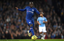 Chelsea sẵn sàng chia tay với N'Golo Kante