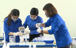 Nhiều sáng tạo phòng dịch của thanh niên Quảng Ninh