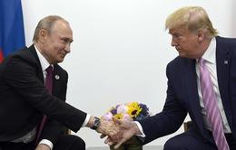 Lãnh đạo Nga - Mỹ thảo luận về dịch COVID-19