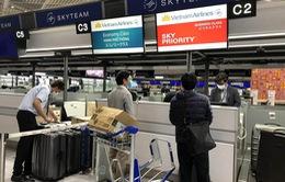 Vietnam Airlines chuyên chở 12 công dân Việt Nam tại Nhật Bản về nước