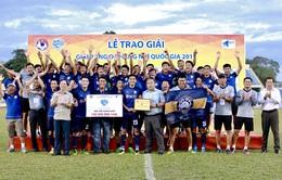 Chốt số lượng CLB tham dự V.League, giải hạng Nhất và hạng Nhì giai đoạn 2021-2023
