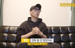 """Ji Suk Jin tiết lộ suýt rời bỏ """"Running Man"""""""