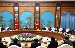 Triều Tiên kêu gọi chống dịch COVID-19 mạnh mẽ hơn