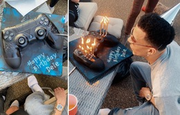 Chiếc bánh sinh nhật độc đáo của Dele Alli