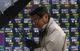 Chứng khoán châu Á giảm phiên đầu tuần
