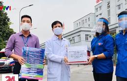 Đoàn thanh niên Quảng Ninh sáng tạo nhiều dụng cụ y tế phòng dịch COVID-19