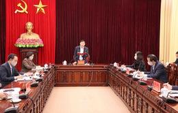 Bắc Ninh rà soát, cách ly các trường hợp tiếp xúc và tạm dừng hoạt động phân xưởng nơi bệnh nhân số 262 làm việc