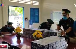 Nóng tình trạng buôn lậu tại Kiên Giang