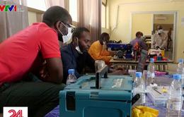 Châu Phi thiếu trầm trọng máy thở điều trị cho bệnh nhân COVID-19